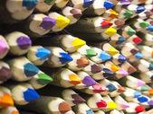 Färgpennor försäljning — Stockfoto