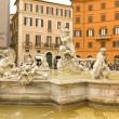 Piazza Navona. Rome, Italy — Stock Photo