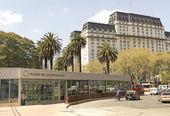 Dvousetletý muzeum v buenos aires, argentina — Stock fotografie
