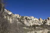 Panoramic of Cuenca, Spain. — Stock Photo