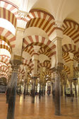 Cordoba mosque cathedral — Stock Photo