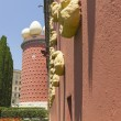 Stock Photo: Dali Museum in Figueres, Spain
