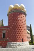 Galatea Tower. Dali Museum. Spain — Stock Photo