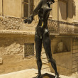Stock Photo: Statue of Dali, Figueres, Spain