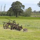 Time passing, rural scene. — Stock Photo