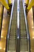 Yürüyen merdivenler — Stok fotoğraf