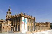 Caixaforum Museum, Barcelona, Spain. — Stock Photo