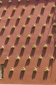 Background Photo: Wall of Dali Museum. — Stock Photo