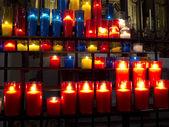 Church candles — Photo