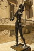 Statue of Dali — Stock Photo