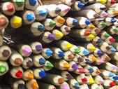 Farbstifte-Verkauf — Stockfoto