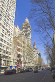 May Avenue in Buenos Aires. — Stock Photo