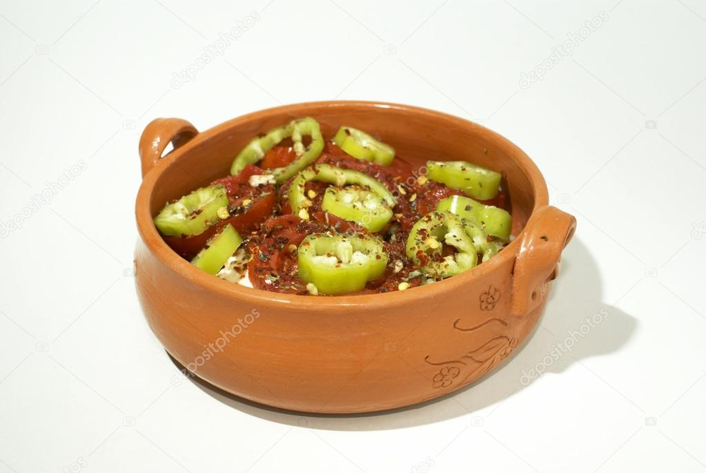Traditional Greek Food Traditional Greek Food With