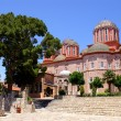 Monastery Xenofontos on Mount Athos, Chalkidiki, Greece — Foto de Stock