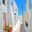 Greek traditional house located at Kithyrisland — Stock Photo #17476761