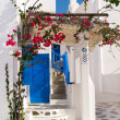 Traditional greek house on Sifnos island, Greece — Stock Photo #26952733