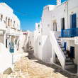 Traditional greek house on Sifnos island, Greece — Stock Photo #27930165