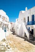 シフノス島、ギリシャの伝統的なギリシャ語の家 — ストック写真