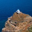 The Church of the Seven Martyrs on Sifnos island, Cyclades — Stok fotoğraf
