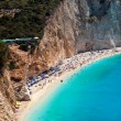 Porto Katsiki beach at Lefkadisland, Greece — Stock Photo #32910979