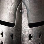 Iron helmet — Stock Photo #12445954