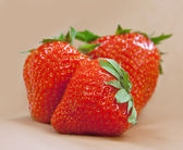Fresh strawberry l — Stock Photo