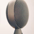 Vintage studio microphone — Stock Photo #12044652