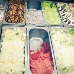 Ice-cream trays — Stock Photo #12672819
