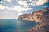 Los gigantes, isola di tenerife — Foto Stock