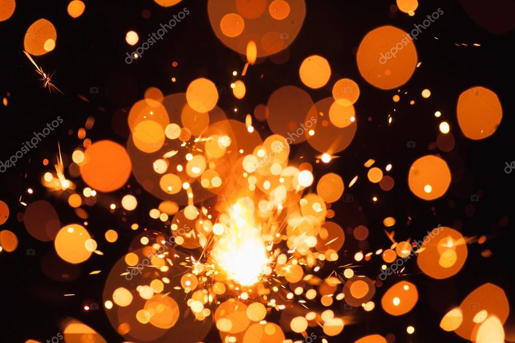 Abstract sparkler — Stock Photo #13088765