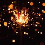 Christmas sparkler — Stock Photo #13267992