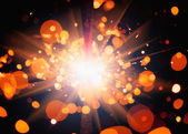 Sparkler festive — Photo