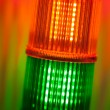 Stock Photo: Signal lights
