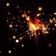 Christmas sparkler — Stock Photo #14052770