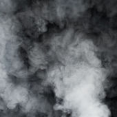 Smoky cloud background — Stock Photo