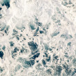 Foamy water background — Stock Photo #26893319