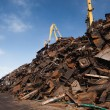 Scrap metal heap — Stock Photo #27318337