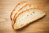 Fresh sliced bread — Stock Photo