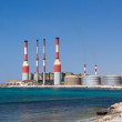 Stock Photo: Power station