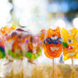 Colorful lollipop candies — Foto Stock #29133413