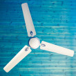 Stock Photo: Ceiling fan