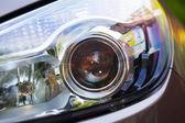 Xenon headlamp optics — Stock Photo