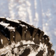 Stock fotografie: Winter tire
