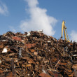 Scrap metal heap — Stock Photo #32051817