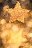 Fondo abstracto estrellas festivo — Foto de Stock