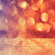 Shiny christmas bokeh background — Stock Photo #36566155