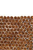 Línea de producción de cigarrillos — Foto de Stock