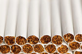 Cigarettes production line — Stockfoto