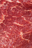 Marbled meat texture — Stock Photo