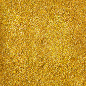 Golden glitter makeup powder texture — Stockfoto